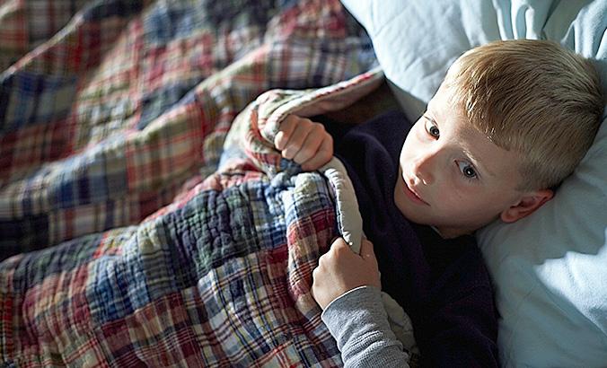 mit 10-jähriger geschlafen