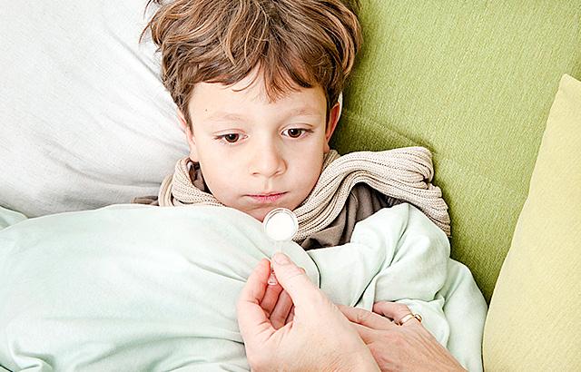 Grippaler Infekt Bei Kindern Kindergesundheit Infode