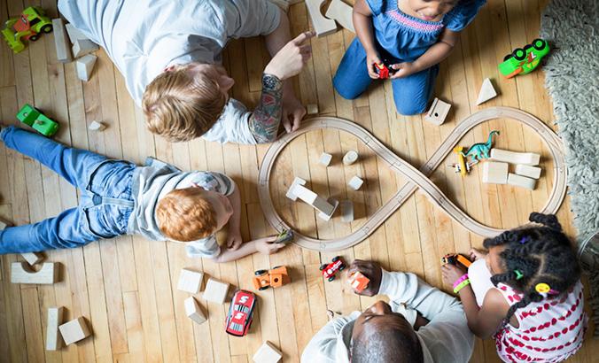 Kletterdreieck Alter : Spiele und spielzeug kindergesundheit info.de