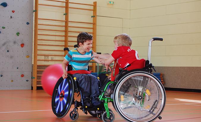 Behinderte Kinder Bilder