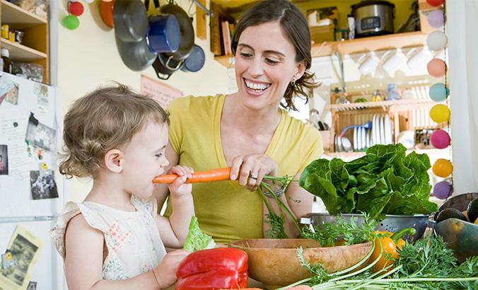 Beispiele für vegane Ernährung