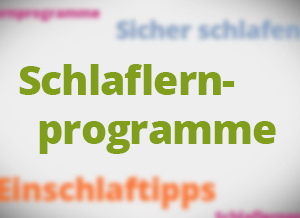 Schlaflernprogramme: Interview